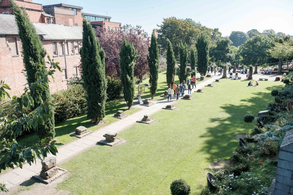 Things-to-do-in-chester-Roman-Garden