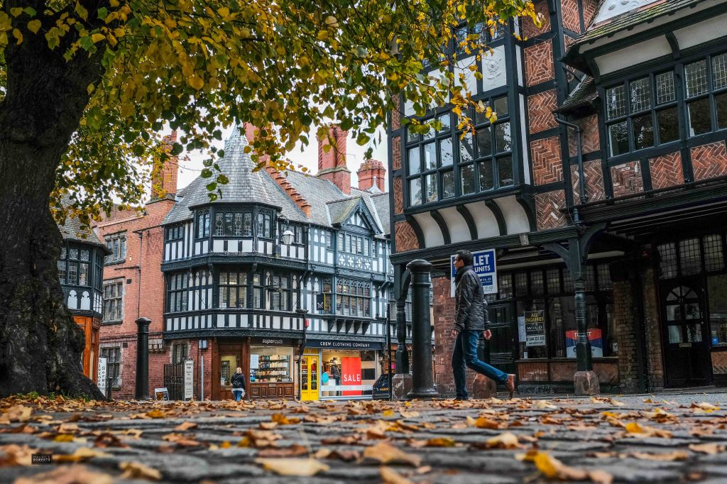 Chester's beautiful buildings