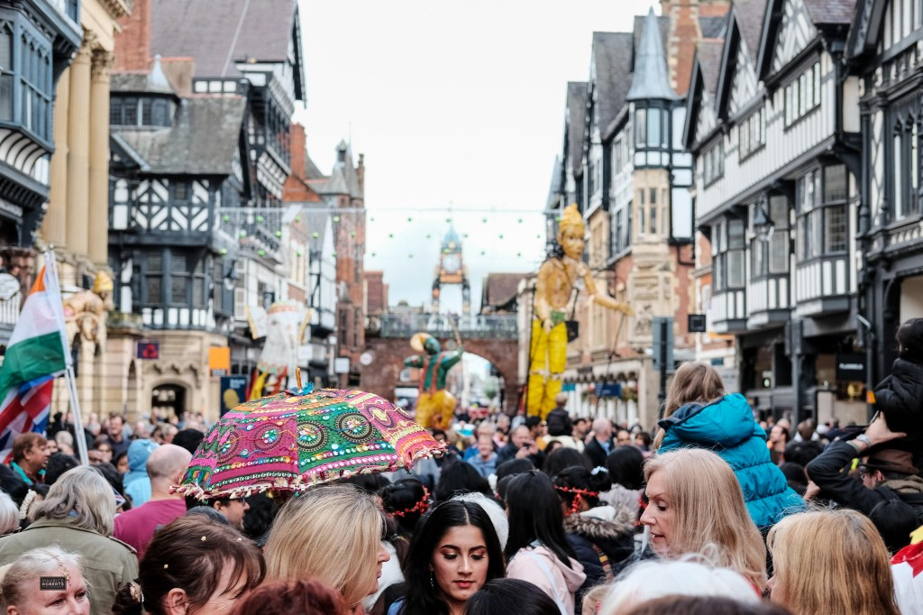 Diwali-2019-Chester-parade