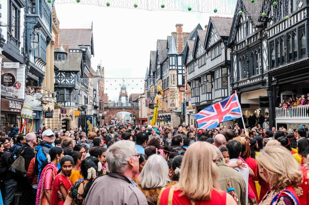 Big-turnout-for-Diwali-festival-of-light-chester-2019